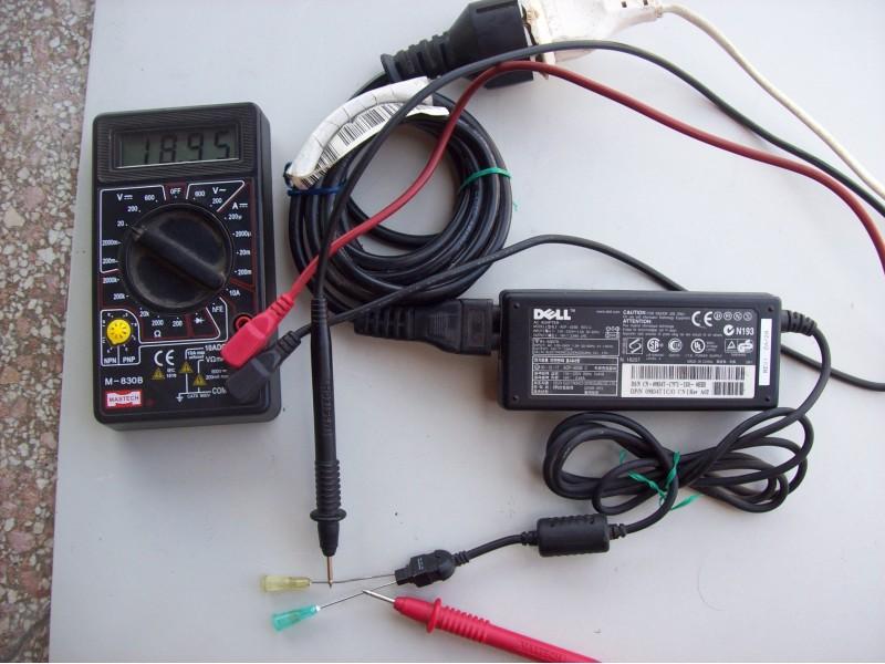 DELL adapter  19 v i 2.64 A   ADP-50SB REV.C