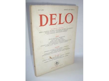 DELO 6/1976, Dijalektika i retorika