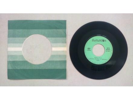 DEMIS ROUSSOS - Lovely Lady Of Arcadia (singl) Bulgaria