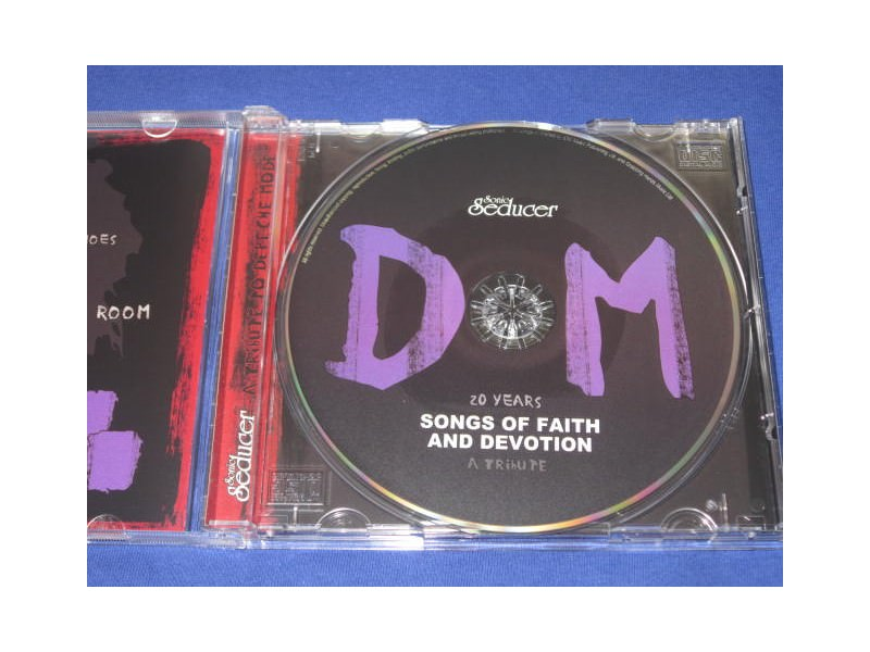 DEPECHE MODE - 20 Years Songs Of Faith And Devotion