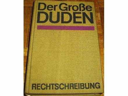 DER GROSE DUDEN : WORTERBUCH ... - Prof. Horst Klien