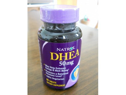 DHEA-Dehidroepiandrosteron 60 TABLETA-50mg