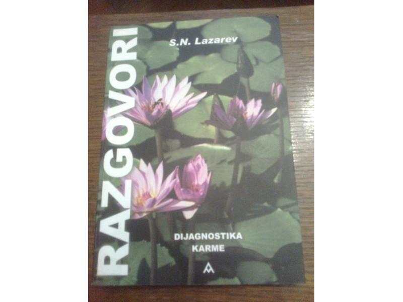 DIJAGNOSTIKA KARME, RAZGOVORI, knjiga 8 - Lazarev