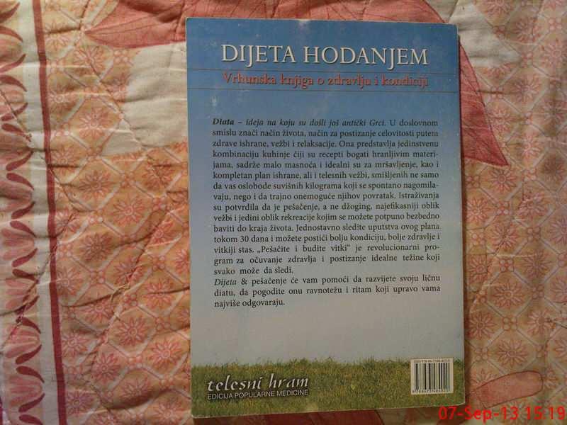 DIJETA  HODANJEM -  LES SNOUDON - MEGI HEMTRIS