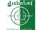 DISBELIEF - Disbelief + Infected..2CD
