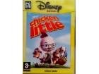 DISNEY`S CHICKEN LITTLE - ACTION GAME - PC DVD