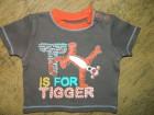 DISNEY TIGGER majica za novorođenčad