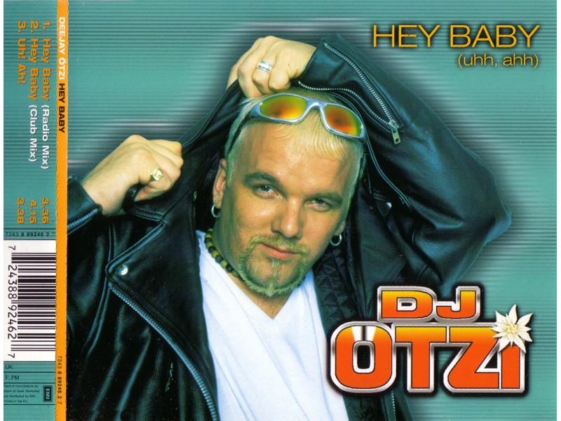 DJ Ötzi - Hey Baby (Uhh, Ahh)