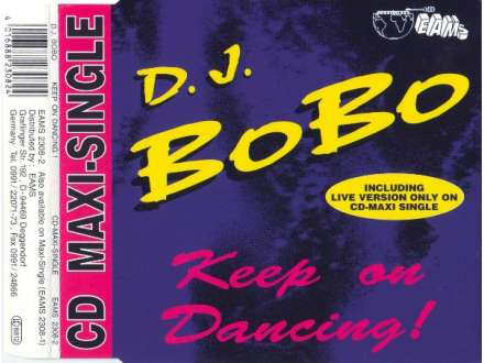 DJ BoBo - Keep On Dancing!
