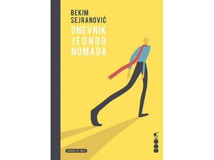 Bekim Sejranović DNEVNIK-JEDNOG-NOMADA-Bekim-Sejranovic_slika_L_69958159