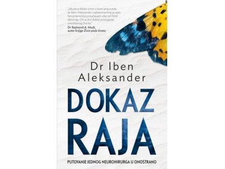DOKAZ RAJA - Iben Aleksander