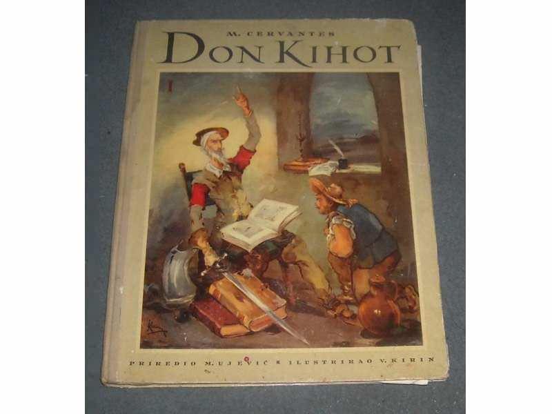 DON KIHOT - I - M.de Servantes