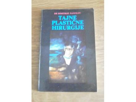 DR DIMITRIJE PANFILOV:TAJNE PLASTIČNE HIRURGIJE