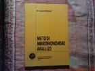 DR. JELICA PETROVIC - METODI MIKROEKONOMSKE ANALIZE