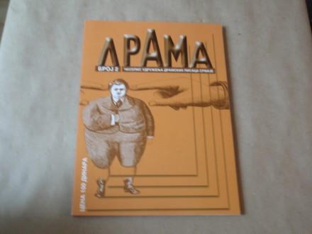 DRAMA  broj 2 - Časopis