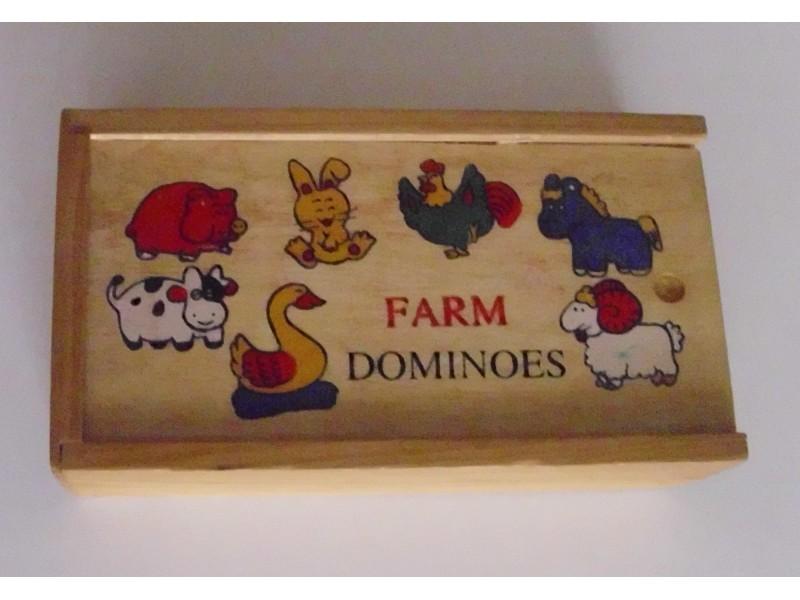 DRVENE DOMINE - FARMA