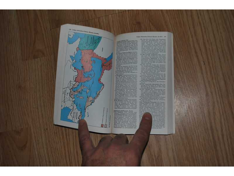 DTV ATLAS MAPA SVETSKE ISTORIJE I  ( antika - 18 vek)
