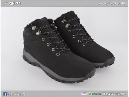 DUBOKE cipele QH-71