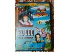 DVD CRTANI FILM - 20.000 MILJA POD MOREM I CRNI LEPOTAN