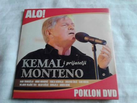 DVD KEMAL MONTENO I PRIJATELJI