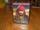 DVD- Pirates of the Caribbean Quadrilogy