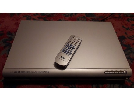 DVD Player Tevion DVD-4000 DivX
