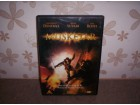 DVD The Musketeer (2001)