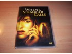 DVD When a Stranger Calls (2006)