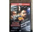 DVD `Zlatna groznica/ Savrsen plan`