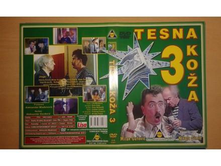 DVD originalan omot za film TESNA KOZA 3