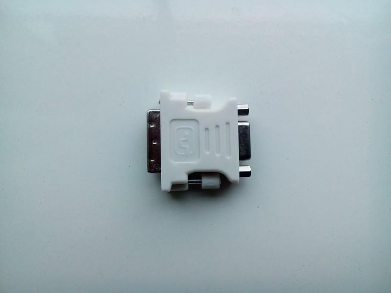 DVI-I na VGA adapter