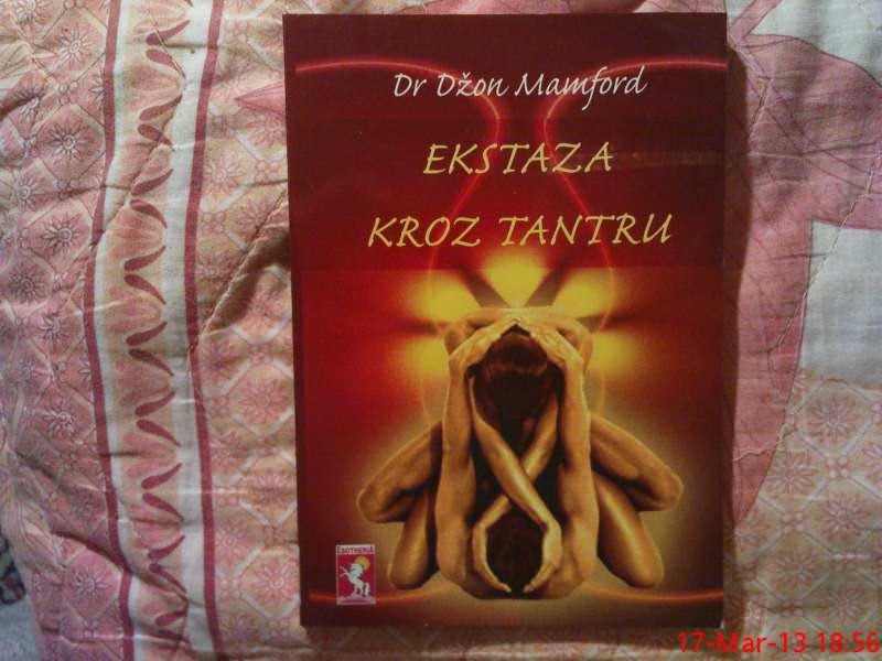 DZON MAMFORD  --  EXTAZA  KROZ  TANTRU