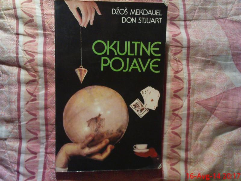 DZOS MEKDAVEL  -  DON STJUART -   OKULTNE  POJAVE