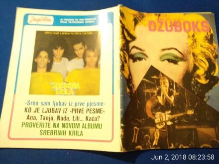 DŽUBOKS 107, 1981