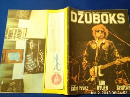 DŽUBOKS 121, 1981