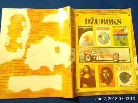 DŽUBOKS 41, 1977