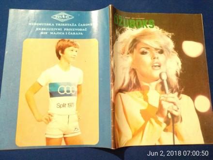 DŽUBOKS 68, 1979