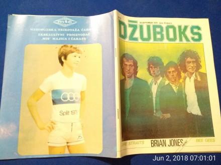 DŽUBOKS 72, 1979