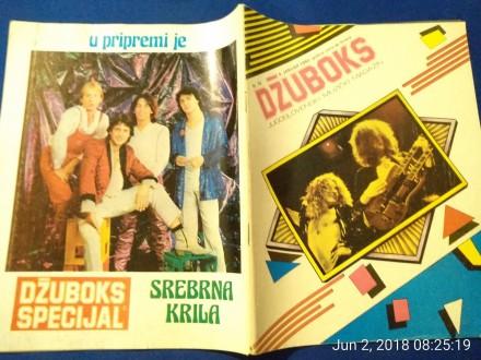 DŽUBOKS 79, 1980
