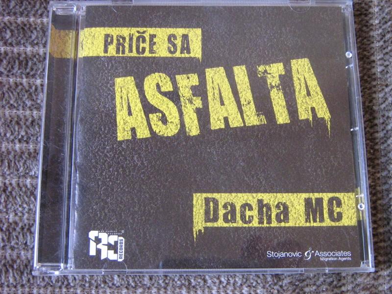 Dacha Mc - Priče Sa Asfalta