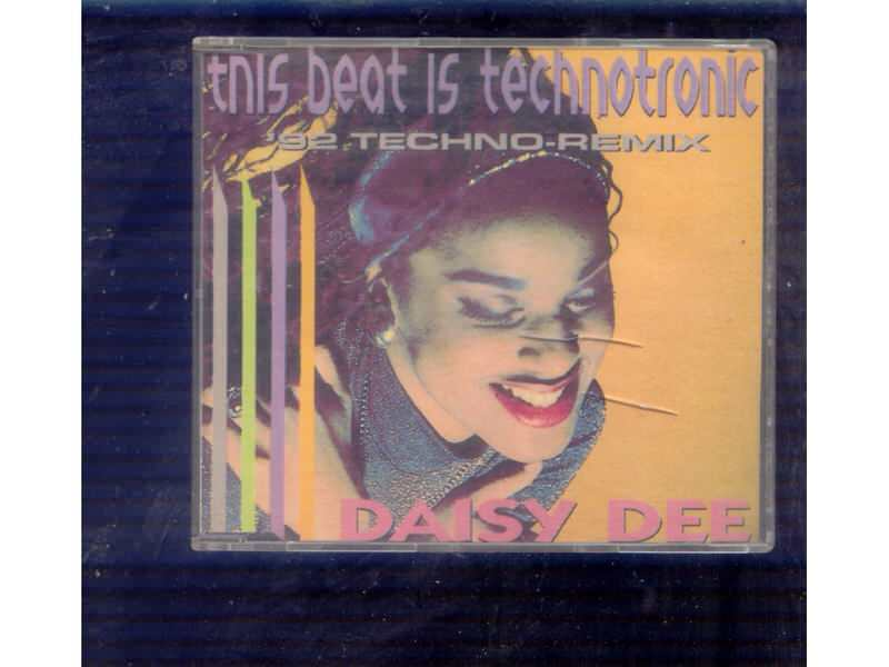 Daisy Dee, Double B - This Beat Is Technotronic (`92 Techno-Remix) / Radiator