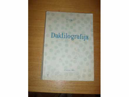 Daktilografija