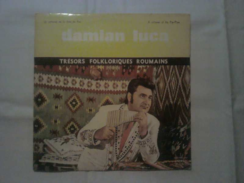 Damian Luca - Un Virtuose De La Flûte De Pan / A Virtuoso Of The Pan-Pipe