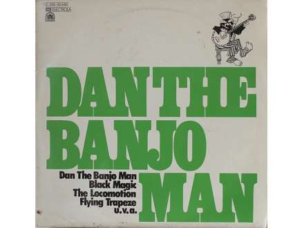Dan The Banjo Man - Dan The Banjo Man
