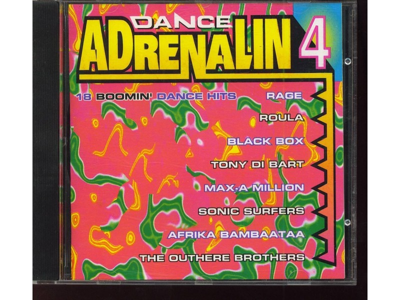 Dance Adrenalin 4