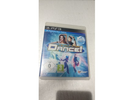 Dance Sony PS3 igra