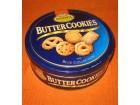 Danesita butter cookies stara metalna kutija