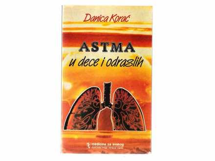 Danica Korac - Astma u dece i odraslih