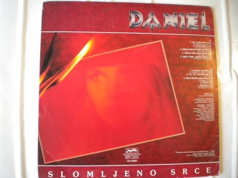 Daniel -Slomljeno Srce