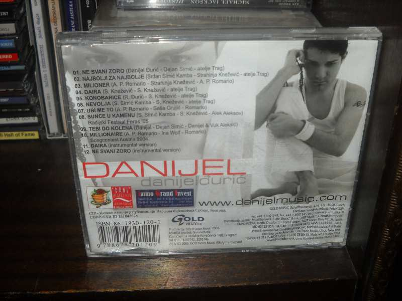 Danijel Đurić - Danijel IV